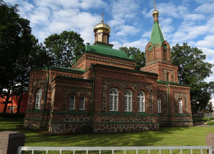 12. Церковь в Йыхви