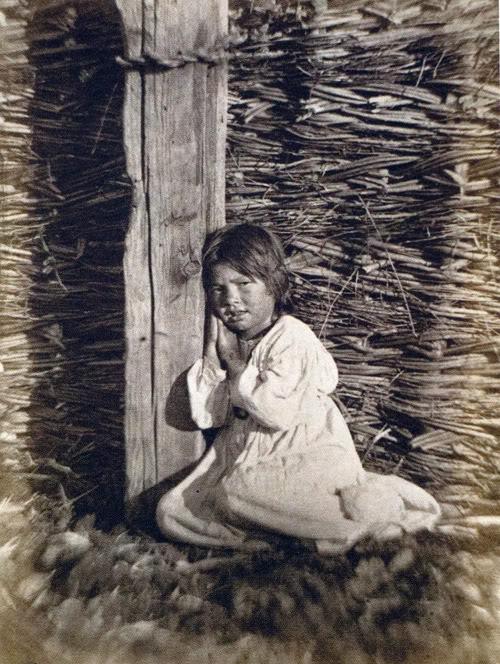 4 Обиженная девочка. 1875-1876