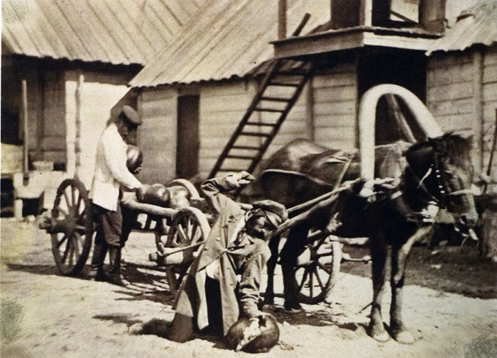 6 Казаки сносят арбузы. 1875-1876