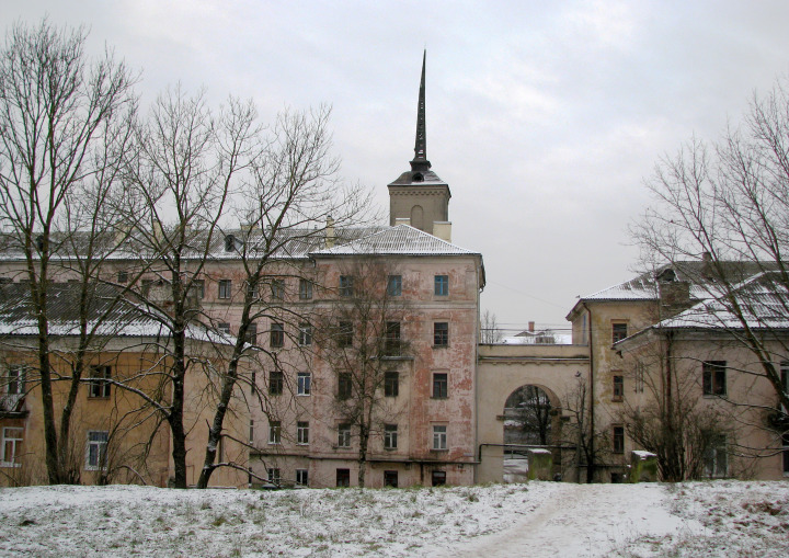6. Парусинка