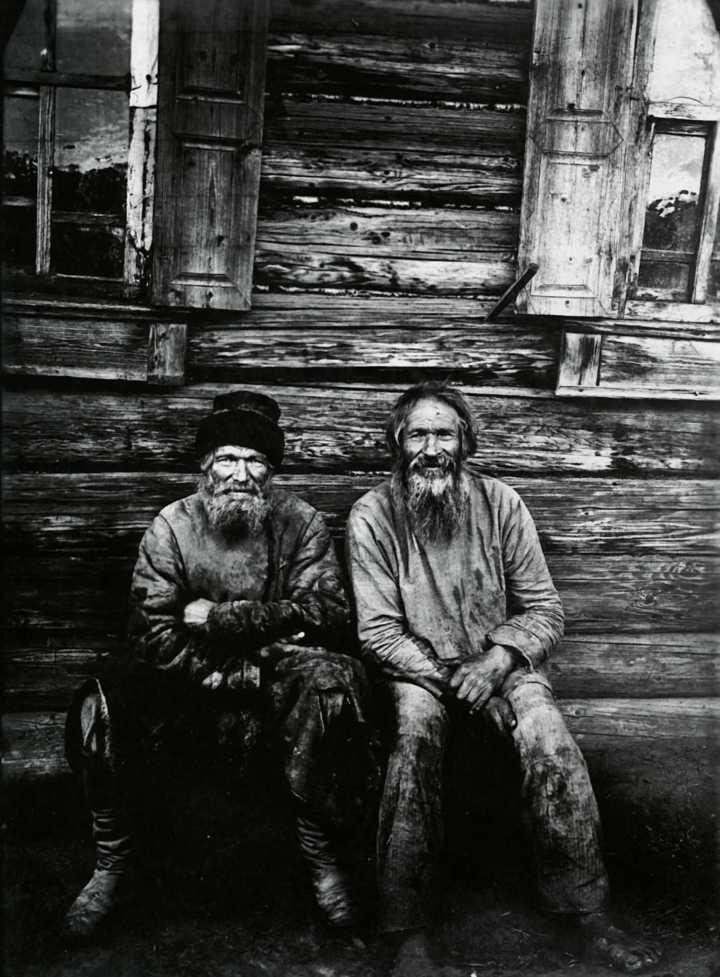 Типы старообрядцев. Семеновский уезд