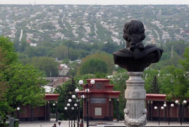 9. Луганск