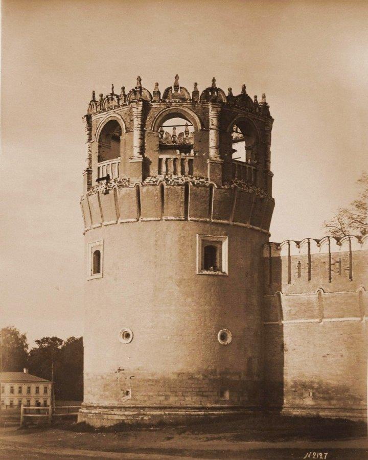 Башня Донского Богородицкого монастыря