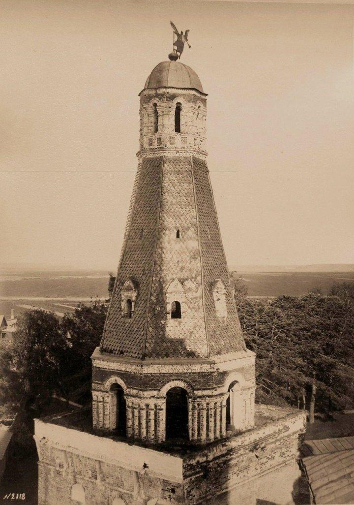 Башня Дуло-Симонова Успенского мужского монастыря