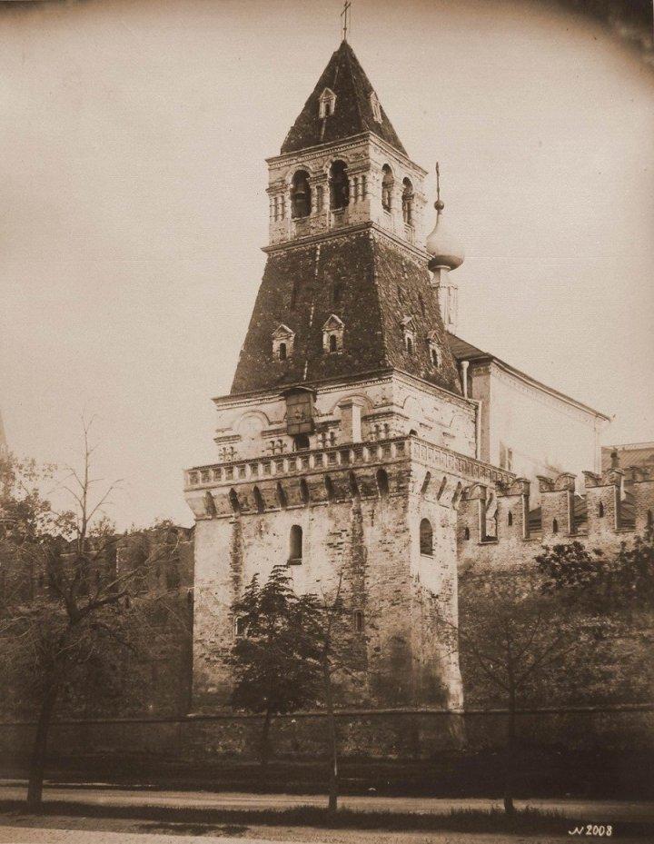 Москва. Кремль, Благовещенская башня