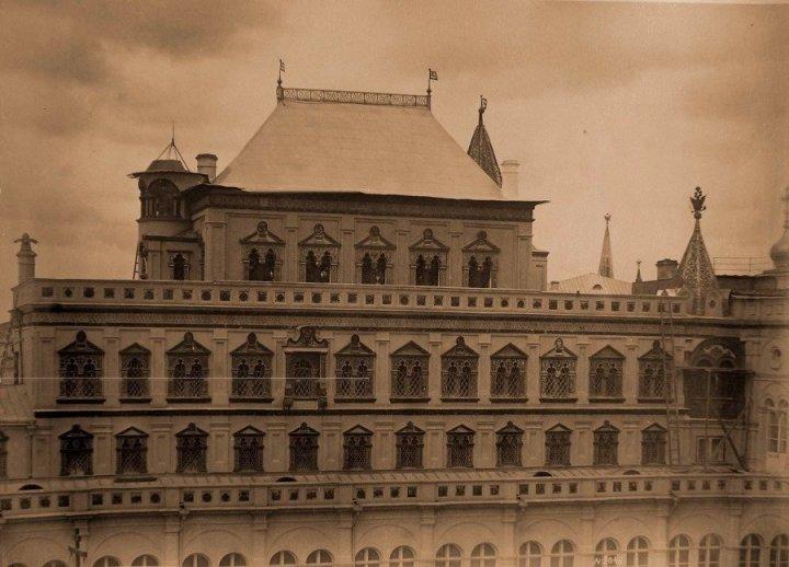 Москва. Кремль. Теремной дворец