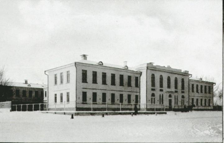 Алексеевское реальное училище.