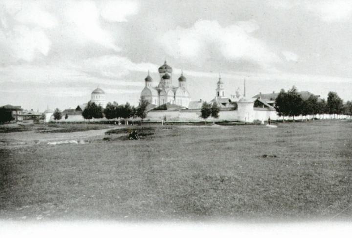 Сретенский женский монастырь.