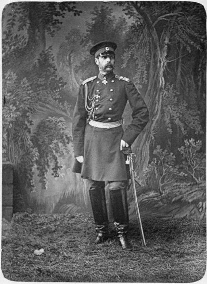 Император Александр II. 1850 г