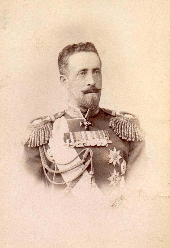Великий князь Николай Николаевич Романов (младший)