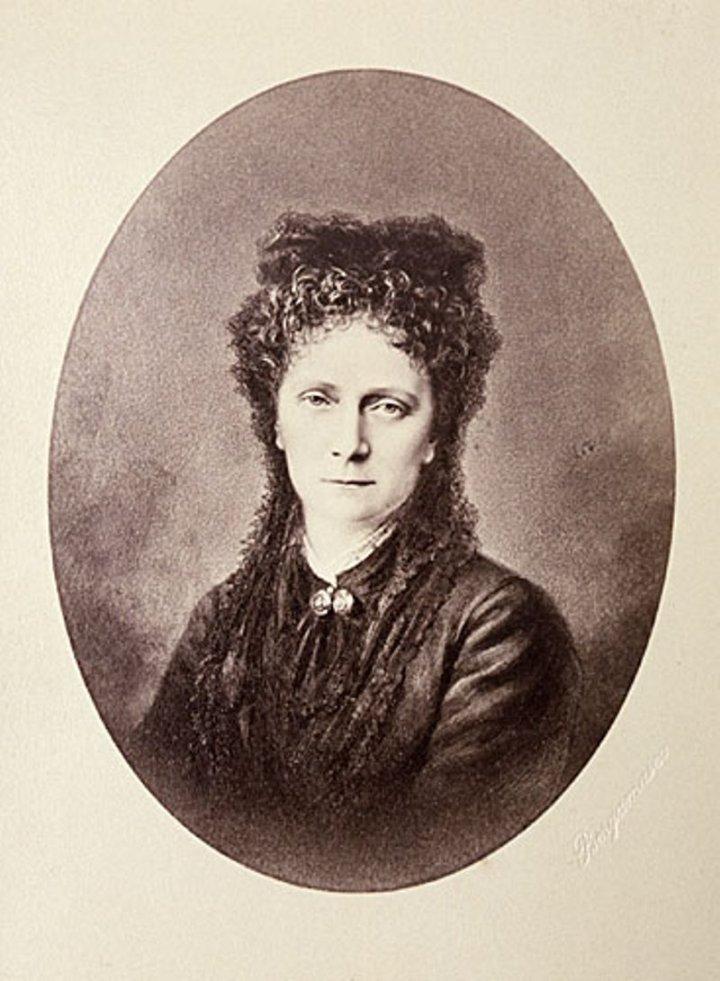 Императрица Мария Александровна, супруга Александра II 1870-е