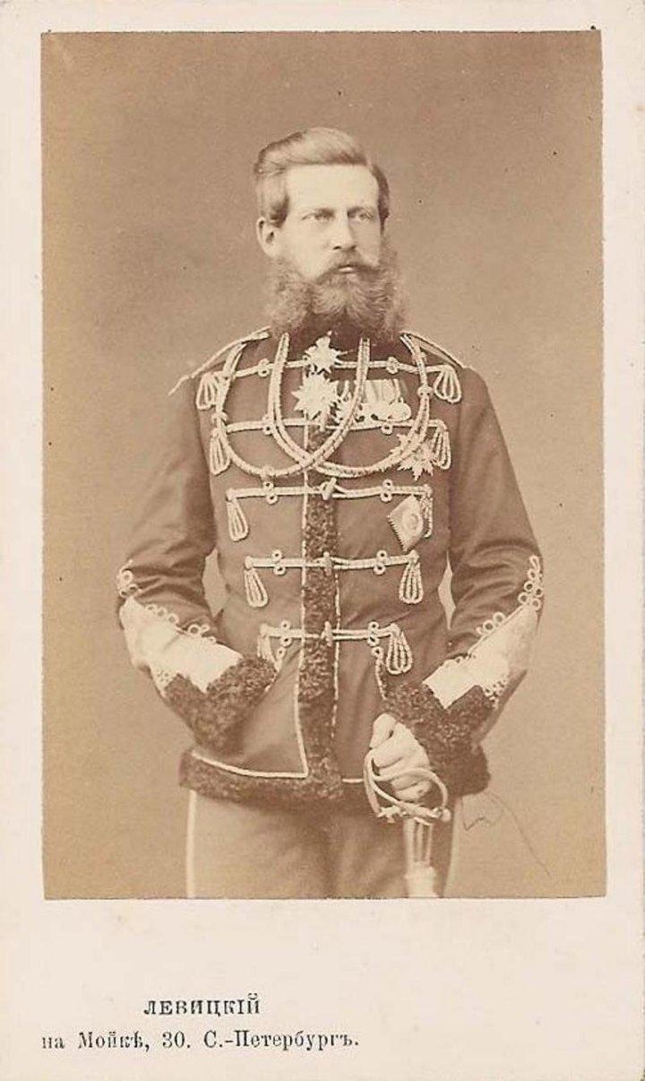 Фридрих III, германский император, 1870