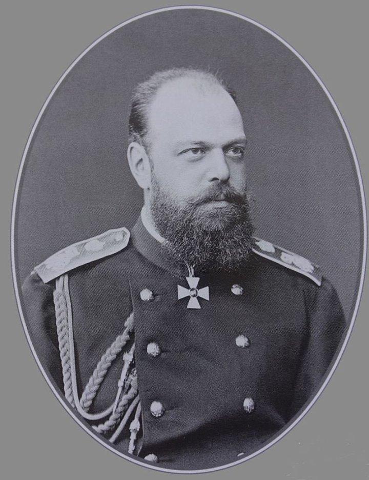 Александр III (1845 - 1894)