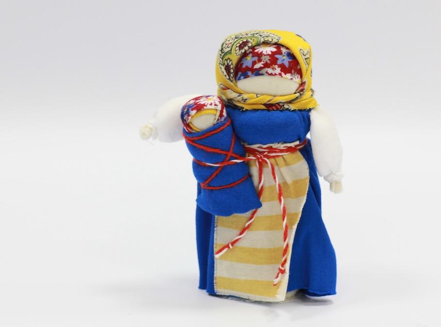Олонецкая кукла-берегиня
