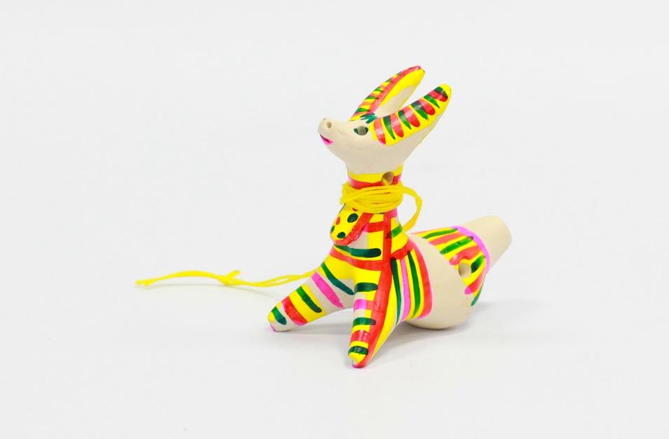 Коза. Филимоновская игрушка