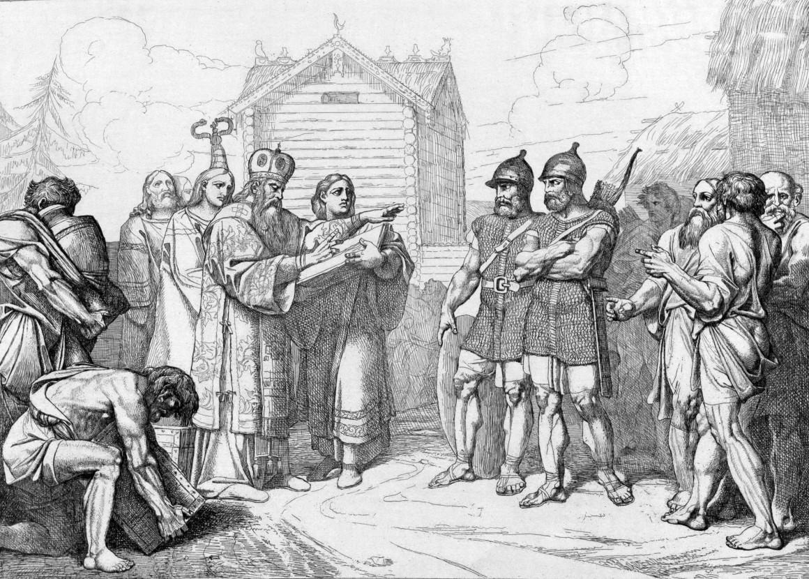 Аскольд и Дир: какими были первые киевские князья