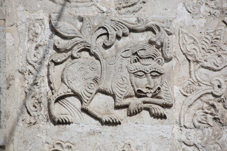 Тайнопись Георгиевского собора (12 фото)