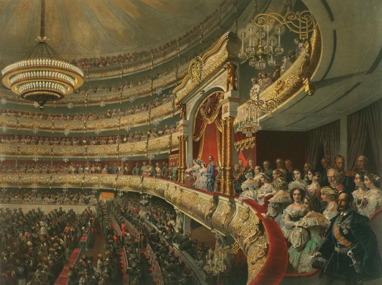 Загадки Большого театра